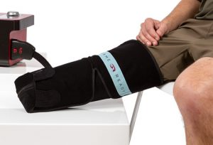 Game Ready Below the Knee Articulated Traumatic Amputee Wrap