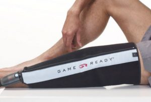 Game Ready Straight Leg Wrap